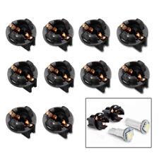 T10 Twist Lock W5W 168 192 194 Wedge Instrument Panel Dash Light Base Socket