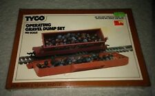 TYCO No.929 Operating Gravel Dump Set HO Scale Original Box Factory Sealed