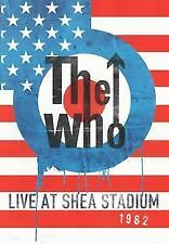 THE WHO - LIVE AT SHEA STADIUM 1982   NEW DVD