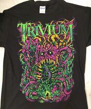 TRIVIUM OOP Design NEW T-shirt Black MENS Gildan Medium SIZE Only!!