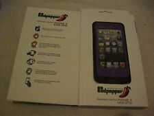 REDPEPPER WATERPROOF CASE iPHONE 5 CASE ETUI PURPLE NEW BOXED