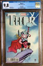Thor #1 Variant Edition CGC 9.8 2137052013