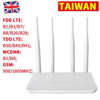 300Mbps WiFi Router CAT4 4G LTE LT210T Hotspot SIM Card CPE Full Band