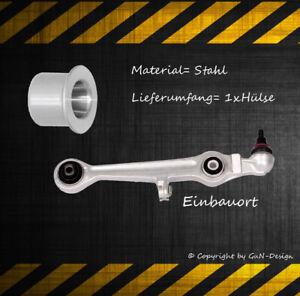 Audi A8 4E Sleeve Swivel Bearing Steering Knuckle Across Mehrlenkerachse Fits