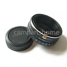 Tilt Nikon F Lens To Fujifilm Fuji FX X-PRO1 adapter E1 E2 A1 T1 M1 T10 X-PRO2
