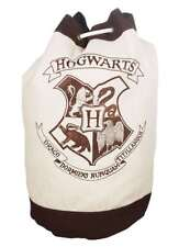 OFFICIAL HARRY POTTER HOGWARTS CREST RETRO GYM DUFFEL BAG NEW WITH TAGS