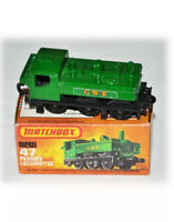 Matchbox Railway Train Eisenbahn Zug nr .47 in Pannier Locomotive UNBESPIELT !