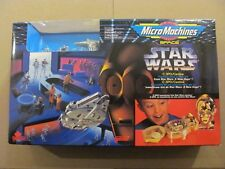 Star Wars Micro Machines C-3P0 Cantina Set UNOPENED Canadian Package Variant