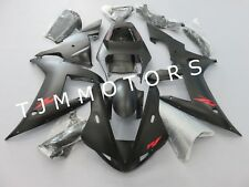 For YAMAHA YZF R1 2002 2003 ABS Injection Mold Bodywork Fairing Kit Matte Black