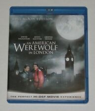 An American Werewolf in London (Blu-ray Disc, 2009, Full Moon Edit.) - Like New