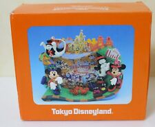 Tokyo DisneyLand Halloween 2011 Photo Frame Figre Mickey Minnie Disney Resort