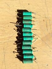 1 Piece - Hunts Vintage 47nf 250v dc axial capacitor 0.047uf 47000pf