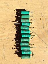 1 Piezas-cazas Vintage 47nf 250v DC Axial Condensador 0.047uf 47000pf