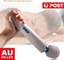 30 Modes Corded Magic Wand Body Personal Massager Vibrator Female Egg Hitachi