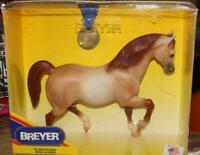 Breyer    NO DOUBT ~ TRU Medallion Series  FAS Arabian Stallion  NIB  Box Damage