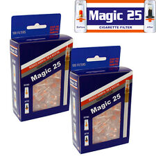 2 x MAGIC25 100 FILTERS VALUE PACK