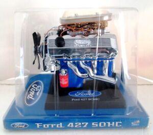NEW - Liberty Classics No.84025 Ford 427 SOHC Engine 1/6 Scale Die-Cast Replica