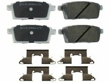 For 2007-2010 Ford Edge Disc Brake Pad and Hardware Kit Rear 28653BJ 2008 2009
