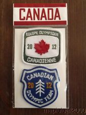 2012 London Hudsons Bay Company HBC CANADA Olympic Official Team Patch Badge NEW