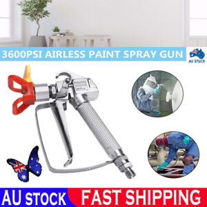 3600PSI Airless Paint Spray Gun With Tip & Nozzle Fit For TItan Wagner Sprayers