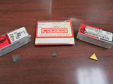 NEW TPG-222 Micro100 & TPG-321, TPU-322 VR Wesson Inserts