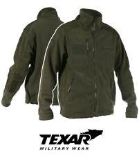 Fleece Jacket ECWCS II Olive Texar Tactical Army