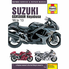 Suzuki GSX1300R Hayabusa 1993-2013 Haynes Workshop Manual