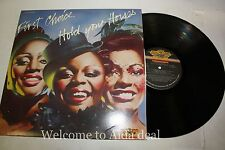 """First Choice - Hold Your Horses LP (VG) 12"""""""