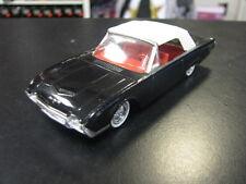 Solido Ford T-Bird ( Thunder Bird ) 1961 1:43 zwart gesloten