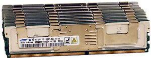 32GB(8X4GB)FOR HP PROLIANT BL20P G4, BL460C, BL460C G5,BL480C,BL680C G5,DL360 G5