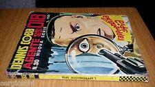 DENNIS COBB AGENTE SS 018 # 30-L'APPRENDISTA SPIA- EDITORIALE CORNO-1967 - SX61