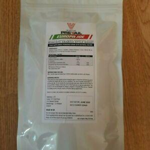 Valentus BRAND NEW Europa Joe weight management coffee (24 sachets)