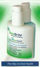DioxiBrite Toothpaste with  Dioxicare Oral Hygiene for Bad Breath