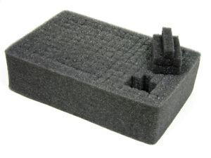 Genuine Original OEM Pelican ™  1510 Replacement 1pc Foam set fits 1510 Case