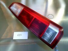 VAUXHALL  MERIVA REAR LIGHT UNIT O/S DRIVERS SIDE