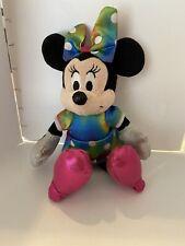 "New listing Ty Beanie Sparkle Minnie mouse 2014 8"" Euc"