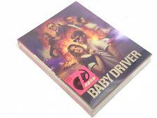 Baby Driver Blu-ray Steelbook [China] HDzeta OOS/OOP
