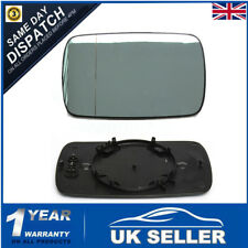 Left Passenger Electric Heated Wing Mirror Glass For BMW 3 Series E46 1998-2005