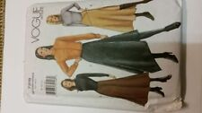 Vogue Skirts Collectable Sewing Patterns