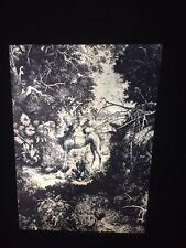 """Rodolphe Bresdin """"Good Samaritan"""" French Art 35mm Slide"""