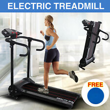 Folding Electric Motorized Treadmill Exercise Fitness Running Machine Home Gym