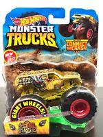 Hot Wheels 4-WHEEL HIVE Monster Trucks 41/50 NEW 2019 Die Cast 1:64 Scale