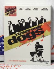 New Reservoir Dogs Blu-Ray Full Slip Type A Steelbook! Nova Exclusive! Sealed