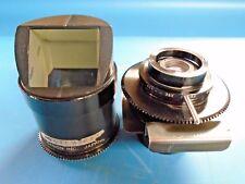 Canon Microfilm Reader Printer Optics, Zoom Lens Mr30-42mm w/ Prism Lens Type A