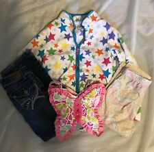 Preowned Lot Of girls size 6 clothes