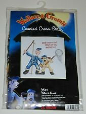 Anchor WALLACE and GROMIT Counted Cross Stitch KIT