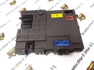 BSI Caja de fusibles Citroen Peugeot VALEO 73005812 PSA 9642409480