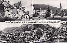 Freudenstadt Schwarzw. Ak Ferienheim 1 1977 Ca