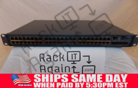H3C/HP Ethernet Switch S5120-48P-EI 48 Port 10/100/1000 + 4 x shared SFP HP