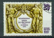 Russland Briefmarken 1982 Fußball WM Spanien Mi.Nr.5180